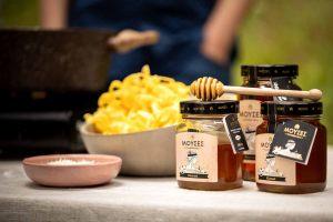 Τηγανιά κοτόπουλο με το καλύτερο ελληνικό μέλι