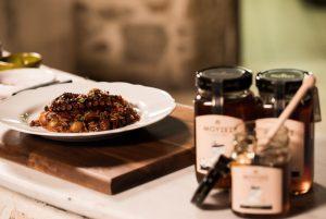 Χταποδάκι γιουβέτσι μαγειρεμένο με το καλύτερο ελληνικό μέλι
